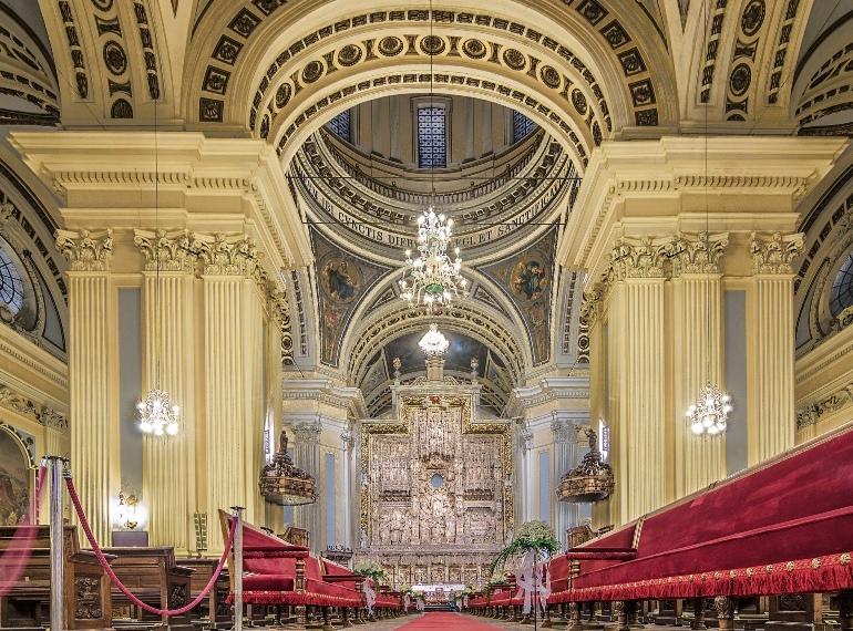 eduardo menendez mejila la basilica del pilar