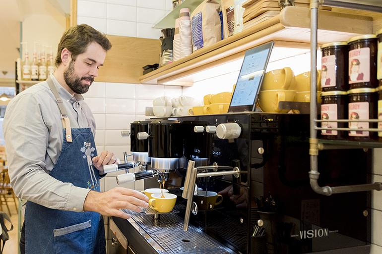 Cafetería Hotel Sauce Tartas Zaragoza
