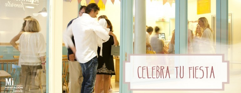 Fiestas cumpleaños, bautizos, comuniones en el Hotel Sauce en Zaragoza