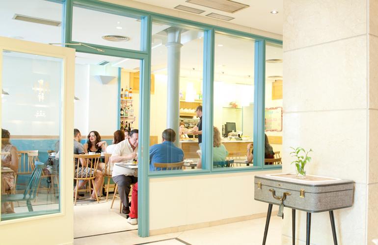 Hotel sauce en el centro de zaragoza junto al pilar for Dormir en zaragoza centro
